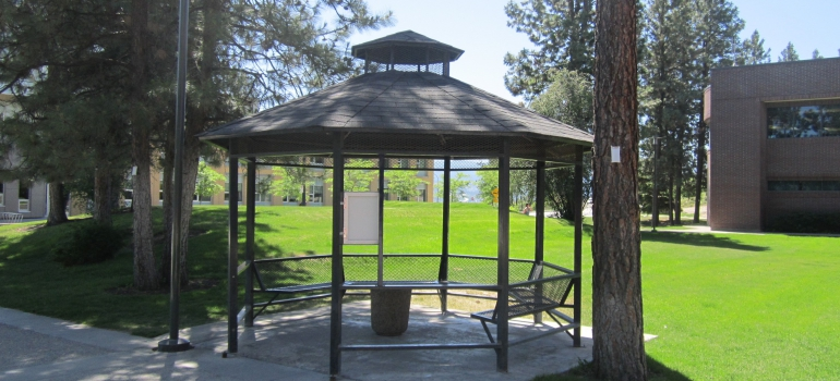 Image result for university of british columbia Smokers gazebo
