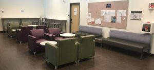 New Furniture for Upper Campus Health